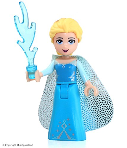 LEGO Friends Frozen Elsa Minifigure [Loose]