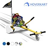 MARKBOARD HoverKart pour Self-Balance Scooter / Kart Siège pour Gyropode, Scooter Électrique, Ajustable Compatible avec Scooter...