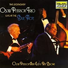 The Legendary Oscar Peterson Trio Live at The Blue Note by Oscar Peterson (1990-09-25)