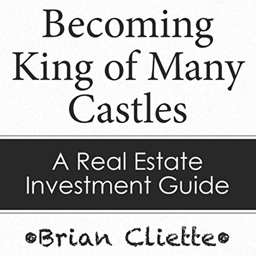 Becoming King of Many Castles audiobook cover art