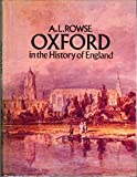 Oxford in the History of England