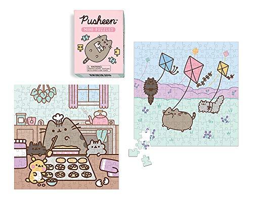 Pusheen Mini Puzzles (Miniature Editions)