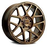 KMC KM708 BULLY Matte Bronze Wheel Chromium (hexavalent compounds) (17 x 8. inches /5 x 72 mm, 38 mm Offset)