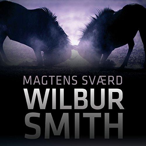 Magtens sværd audiobook cover art