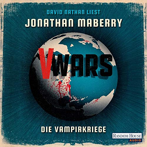 V-Wars (German edition) cover art