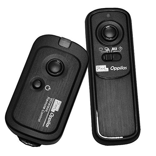 Pixel Kabellose Fernauslöser RW/L1 Auslöser Fernbedienung für Panasonic Lumix DMC G3 G5 G6 G7 G10 Gf1 GH3 GH4 GX1 GX7 L1 L10 LC-1 FZ20 FZ20K FZ20S FZ30 FZ30K FZ50K FZ50S FZ100 FZ150 FZ200 FZ1000