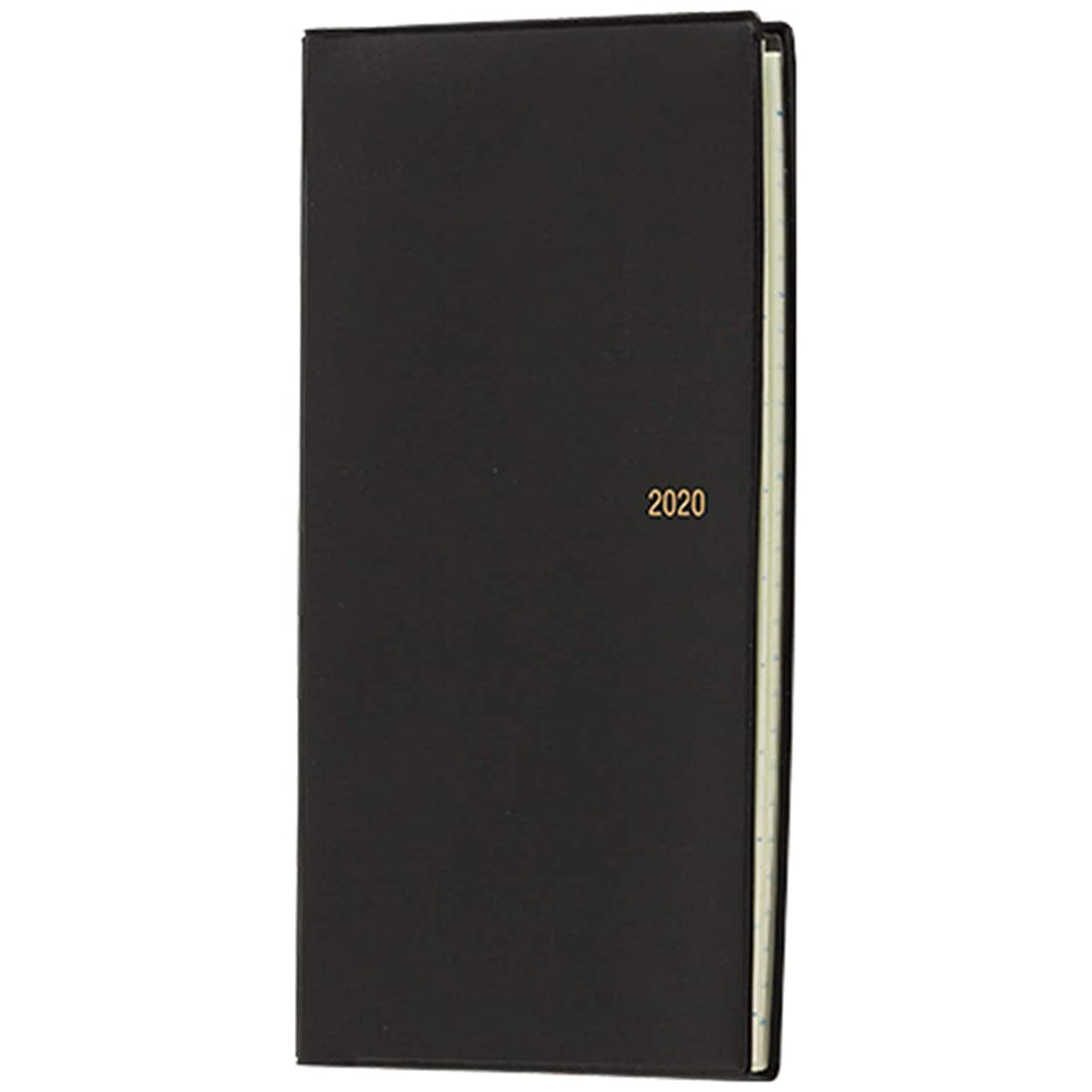 曇ったから上院議員タナベ経営 ブルーダイアリー 手帳 2020年 スタンダード マンスリー ライト BL
