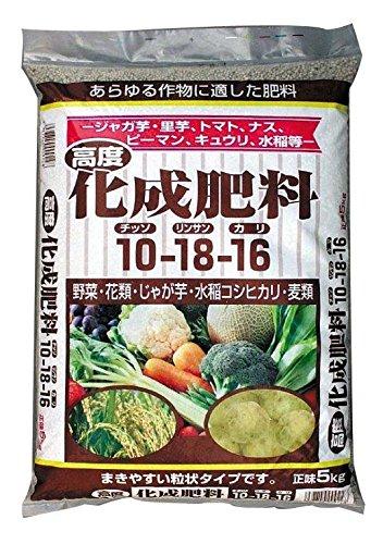 大宮グリーンサービス 高度化成肥料101816 5kg