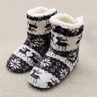 Lights & Lighting Baby Baby Shoes Cartoon Fluffy Plus Velvet Thick Plush Dog Ears In The Tube Boots Toddler Baby Shoes