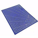 Punta de Corte de PVC de reemplazo A3 A4 A5 Tablero de Corte único para el Grabado de Bricolaje Kits de Herramientas de Arte de Costura de Cuero S/M/L Mat Corte Cabra Herramientas