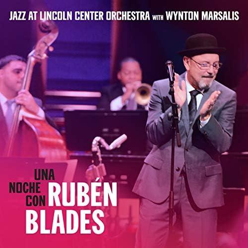 Jazz at Lincoln Center Orchestra, Wynton Marsalis & Rubén Blades