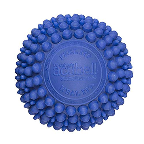 Dr. Cohen's Acuball, HEATABLE relief of arthritis, back, neck, hip, shoulder, buttock,leg, chest pain and so much more