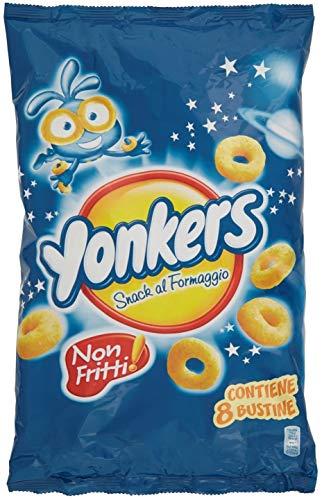 Yonkers Snack al Formaggio non Fritti - 120g