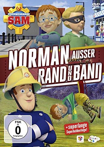 Feuerwehrmann Sam - Norman außer Rand und Band (9.Staffel Teil 4)
