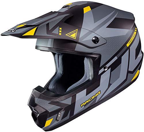 HJC CS-MX II Madax Motocross Helm Schwarz/Grau M (57/58)