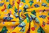 Softshell Samiras Schmetterlinge, gelb