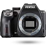 PENTAX K-70 ボディ ブラック デジタル一眼レフカメラ 超高感度・高画質 2424万画素APS-C センサー アウトドアに最適 全天候型 一眼レフ 4.5段ボディ内手振れ補正搭載 明るく見やすいガラスペンタプリズム採用の視野率100%光学ファインダー搭載 バリアングルモニター 16245