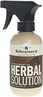 Schreiners Herbal Solution 8.5 Oz