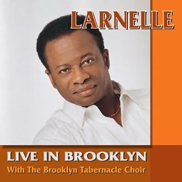 Larnelle Harris Live in Brooklyn