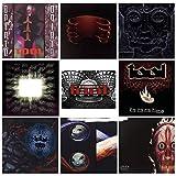 Tool: Complete Studio Album CD & DVD Collection + Bonus Art Card