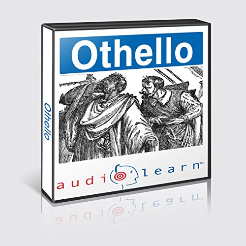 Shakespeare's Othello AudioLearn Follow-Along Manual audiobook cover art