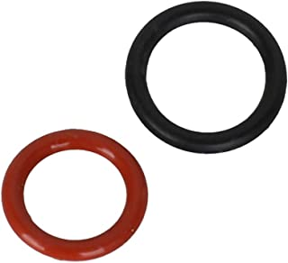 Engine Rubber Bumpers Compatible with Honda Power Steering Pump O-Ring SET 91345-RDA-A01 + 91370-SV4-000