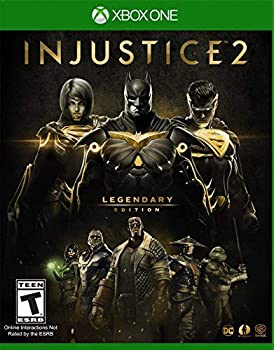 WB Games Injustice 2  Legendary Edition - Xbox One