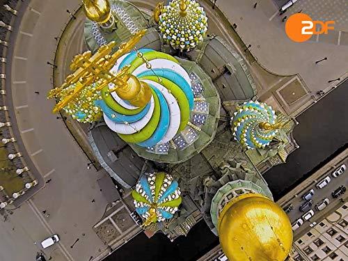 St. Petersburg, Moskau und die Wolga