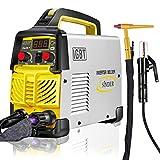 Tig Welder 140amp 220V TIG MMA 2 in 1 Welding Machine Stick Arc Welding DC IGBT Inverter