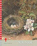 Notebook: Bird's Nest with Sprays of Apple Blossoms, William Henry Hunt, 1790-1864, British, ca....