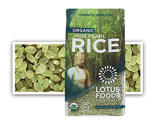 Lotus Foods Organic Jade Pearl Rice…