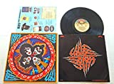 Kiss ROCK AND ROLL OVER - Casablanca Records 1976 - USED Vinyl LP Record - 1976 Pressing STERLING - Includes RARE Kiss Army Merchandise/Membership INSERT - Hard Luck Woman - Makin' Love - Ladies Room