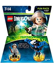 Warner Bros 016621 Lego Dimensions - Fun Pack Fantastic Beasts: Tina Goldstein Figuren (Ps3)