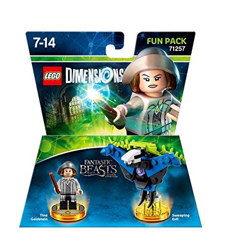 Lego Dimensions, Fantastic Beasts, Fun Pack - [Edizione: Regno Unito]