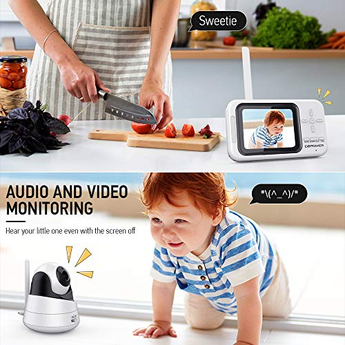 51 yBqbvmDL Best 2000 ft Range Baby Monitors With Longest Range 2021
