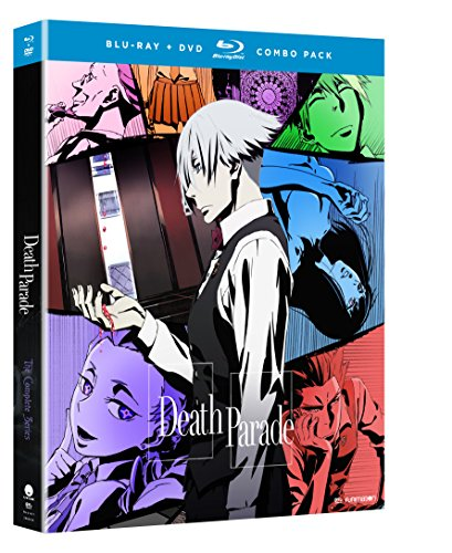 Death Parade: The Complete Series...
