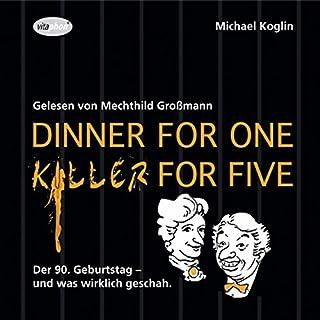 Dinner for One - Killer for Five Titelbild