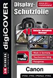 digiCOVER Basic Displayschutzfolie Canon EOS 1300D -