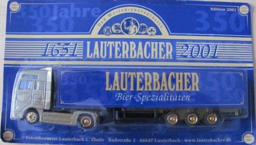 Lauterbacher Nr.07 - Bier Spezialitäten - Man TGA - Sattelzug
