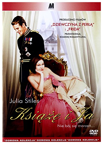 The Prince & Me [DVD] [Region 2] (IMPORT) (Keine deutsche Version)