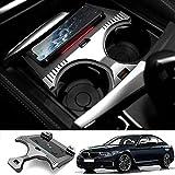 KANGNING Accessoires de Chargeur de Voiture sans Fil Qi 15W Max avec QC3 0 USB pour BMW 5 Series G30...