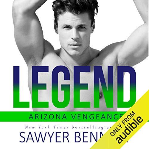 Legend audiobook cover art