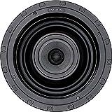 Sonance - VP86R Visual Performance 8' Passive 3-Way in-Ceiling Speakers (Pair) - Paintable White