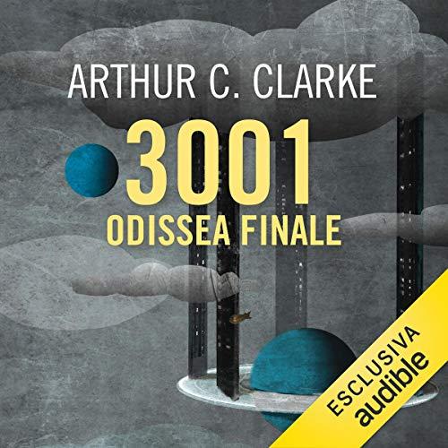3001: Odissea finale copertina