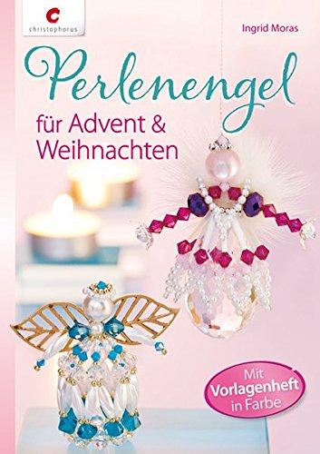 Perlenengel für Advent & Weihnachten
