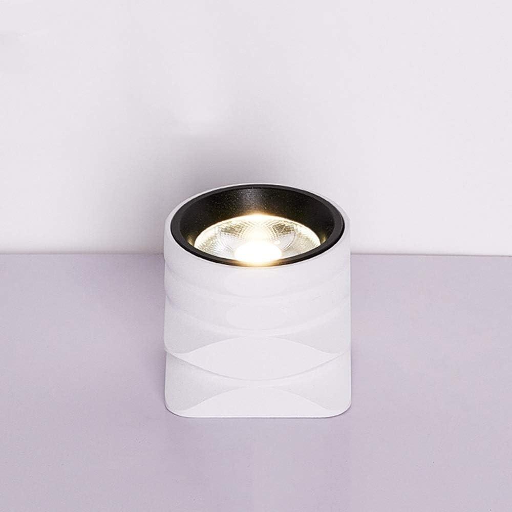 40% OFF Cheap Sale FomTai 7W 12W 15W White Surface Mounted Highli Max 82% OFF COB Spotlight LED