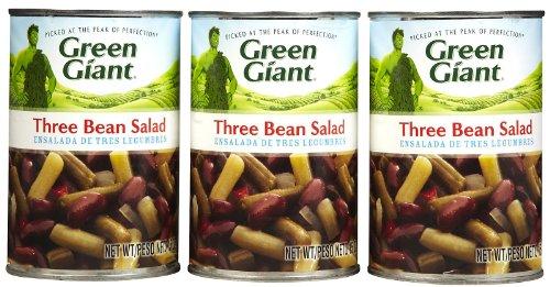 Green Giant 3 Bean Salad, 15 oz, 3 pk