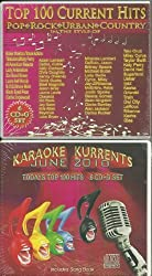 top rated NEW Karaoke Kurrents June 2010 6CDG Set 100 Hot Song!  From N / A (0100-01-01) 2021