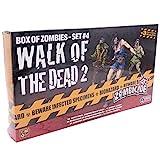 CMON Zombicide - 18 - Box of Zombies Set #4 - Walk of The Dead 2 -FR/EN/ES-