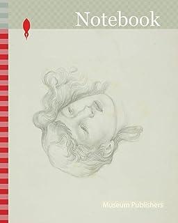 Notebook: Reflection of Head, study for Mirror of Venus, c. 1873–77, Sir Edward Burne-Jones, English, 1833-1898, England, ...